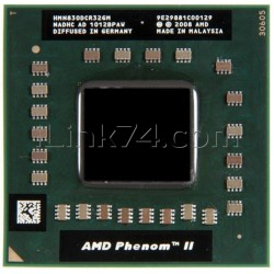 AMD Phenom II Triple-Core Mobile N830 / HMN830DCR32GM