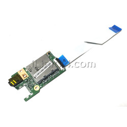 Плата AUDIO + CARD READER Lenovo G580 / 48.4SG05.011 / LG4858 с разбора