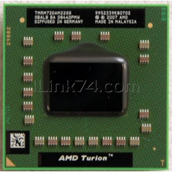 AMD Turion 64 X2 Mobile technology RM-72 / TMRM72DAM22GG