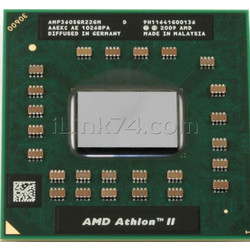 AMD Athlon II Dual-Core Mobile P360 / AMP360SGR22GM