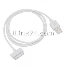 USB кабель для Apple iPhone / iPad 30 pin